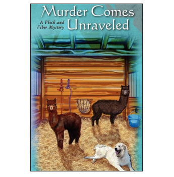 Murder Comes Unraveled Cover